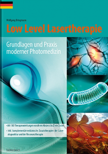 Rosin Tiergesundheit - Low level Lasertherapie - deutsch