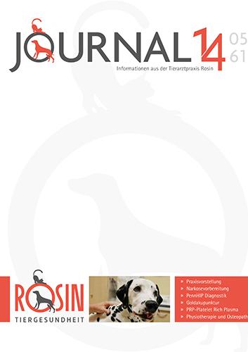 Tierarztpraxis Rosin - Journal 14